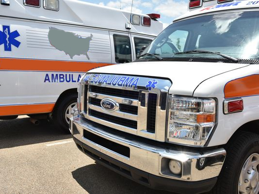 4x4 ambulances and rescue